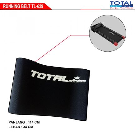Spare Part RUNNING BELT TL-629 1 running_belt_tl_629